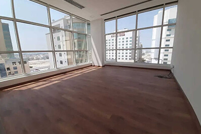 Spacious office for rent