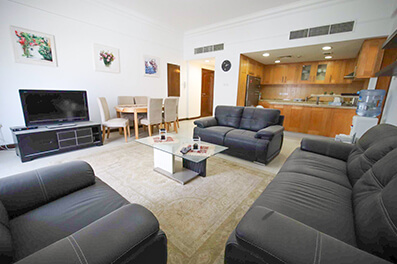 2 bedrooms apartment for rent