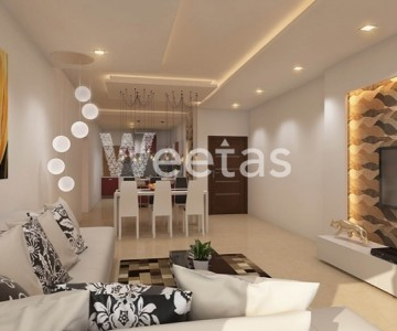 Studio apartment in Saray tower, Juffair for sale