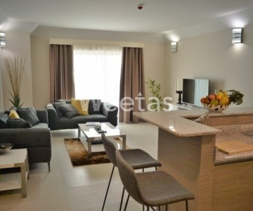 Fancy two bedroom apartment in Tilal Towers project