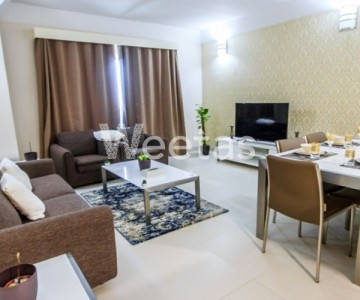 Fancy 2 bedroom apartment in Amwaj for sale