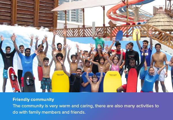 Friendly community