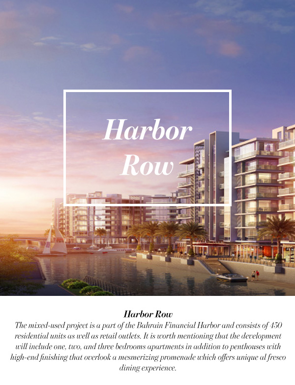 Harbor Row