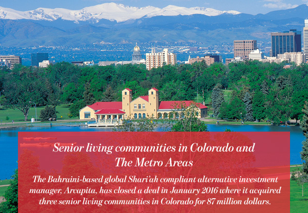 Senior living communities in Colorado and The Metro Areas