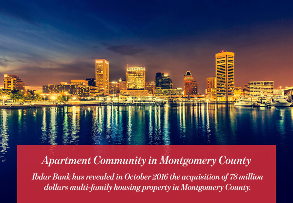 Apartment Community in Montgomery County