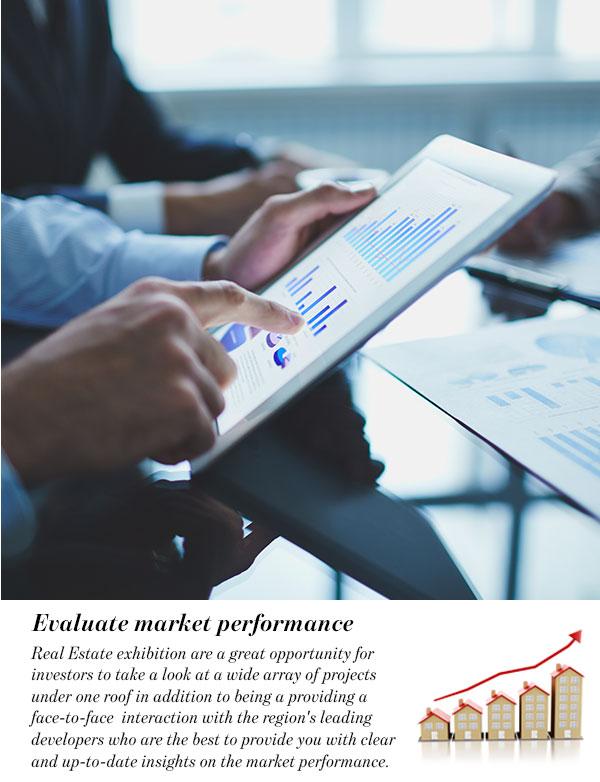 evaluate market performance