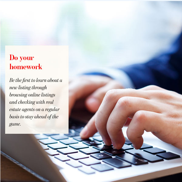 Do your homework