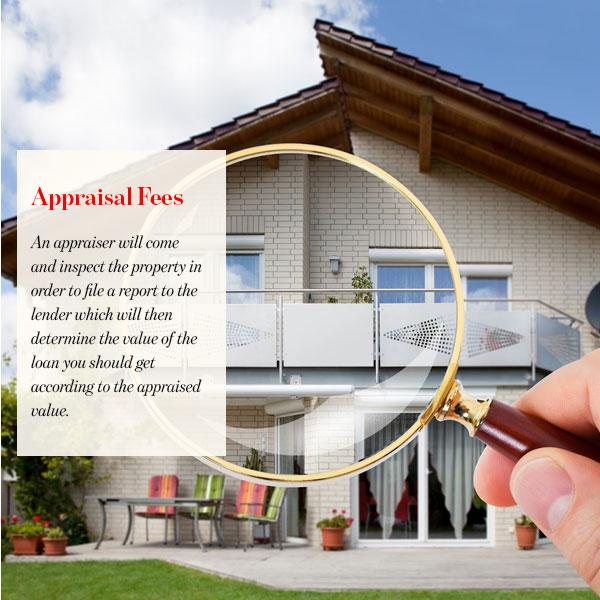 Appraisal Fees