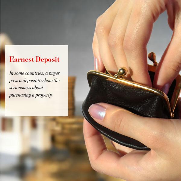 Earnest Deposit