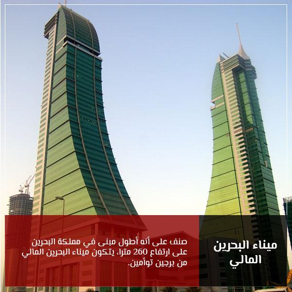 ميناء البحرين المالي