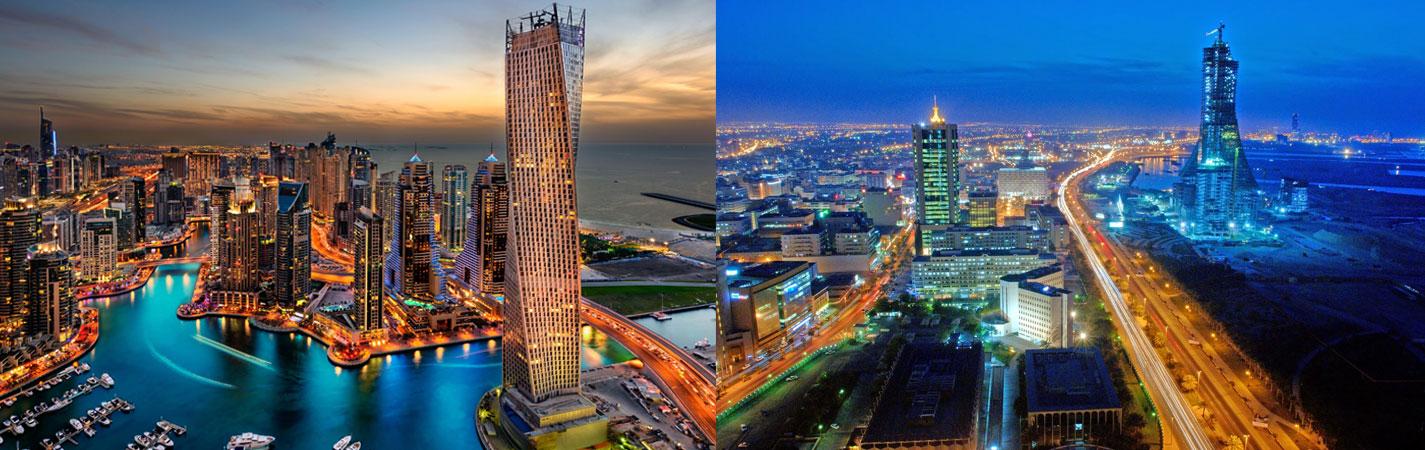 الاستثمار العقاري في البحرين ودبي، أيهما أفضل؟
