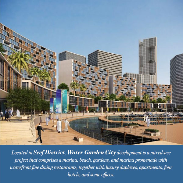 Water Garden City: An Insight Into One Of Bahrain's Most