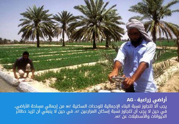 أراضي زراعية - AG