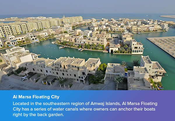 Al Marsa Floating City