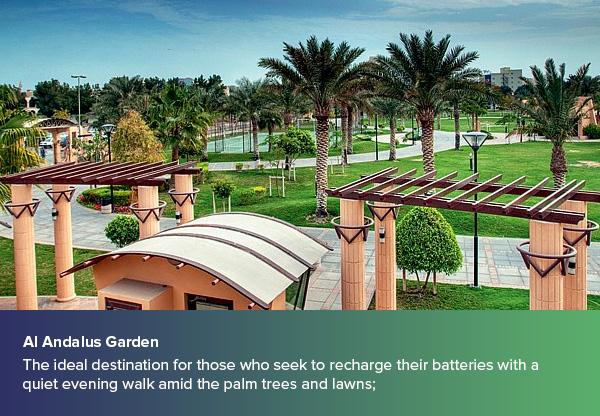 Al Andalus Garden