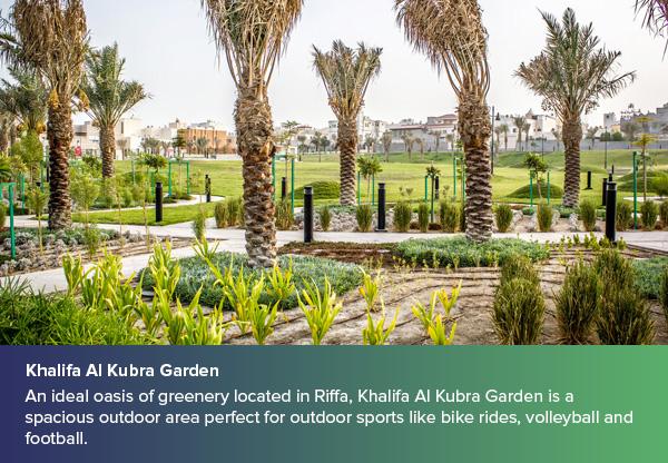 Khalifa Al Kubra Garden