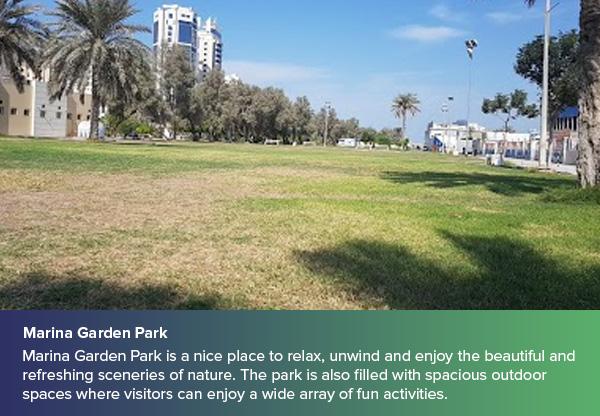 Marina Garden Park