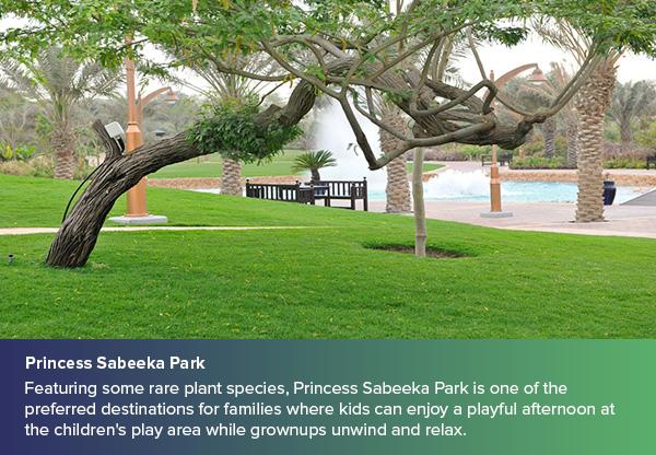 Princess Sabeeka Park